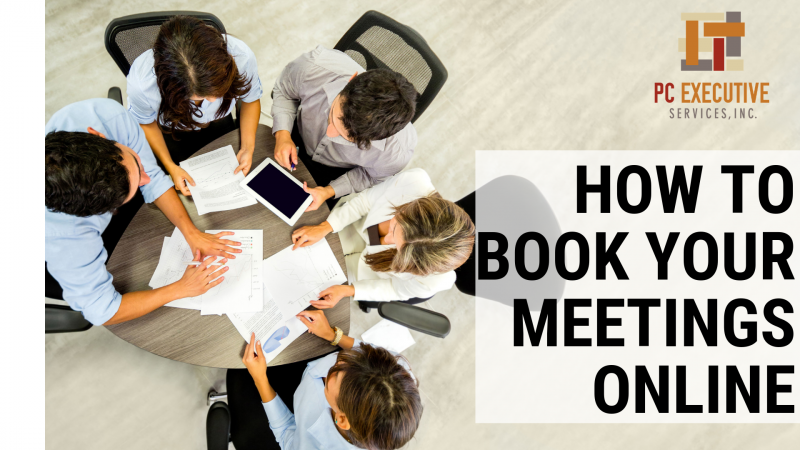 How to book your meetings online