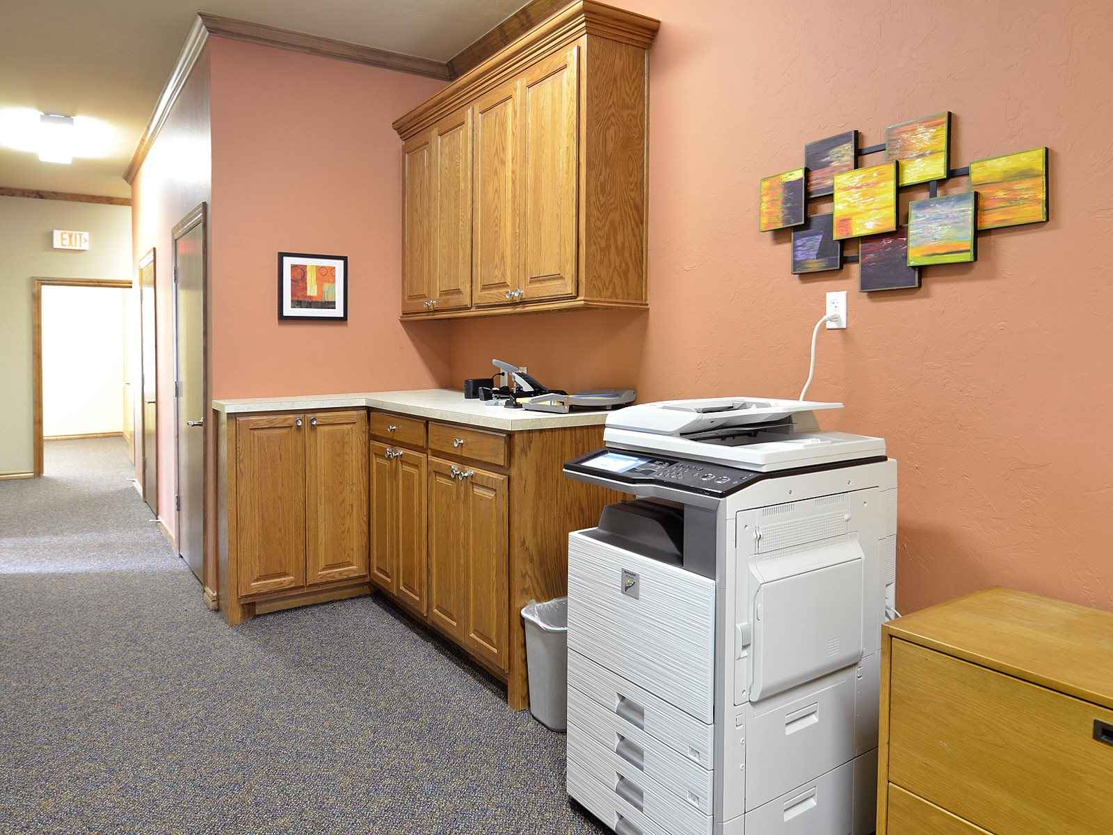 Timberbrooke Business Center - Copy Print