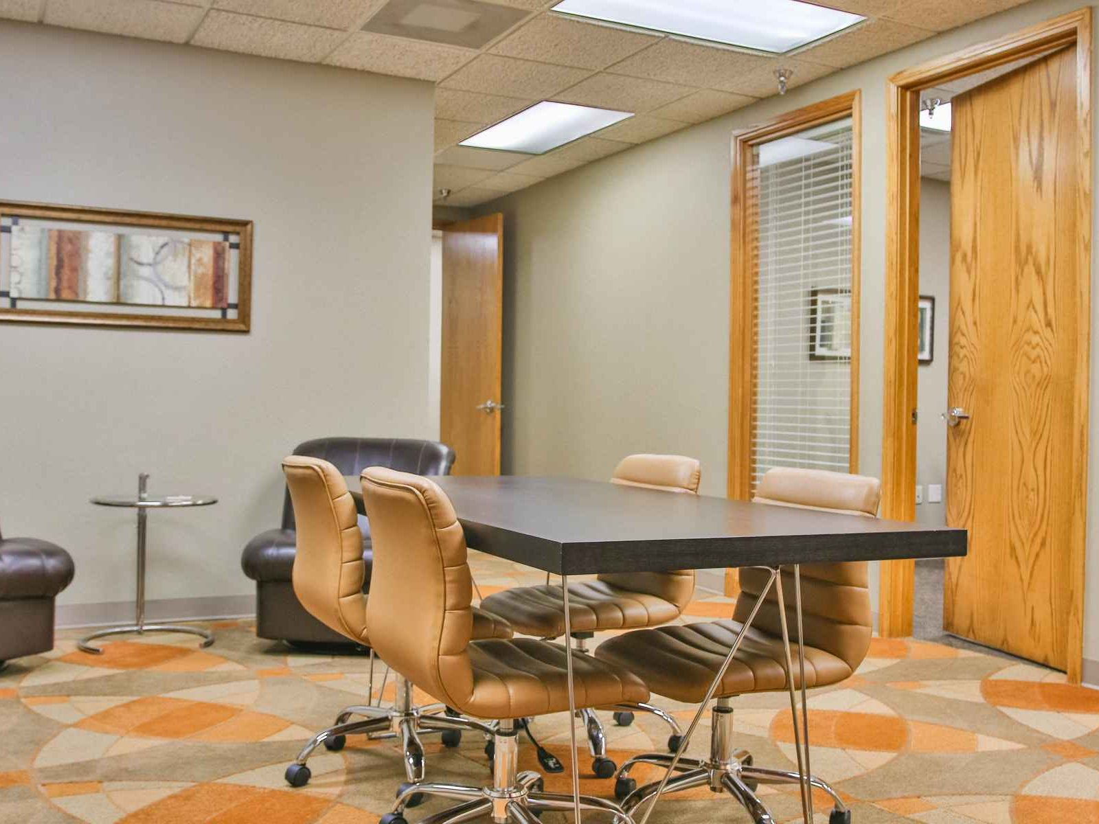 Union Plaza Business Center - Interior