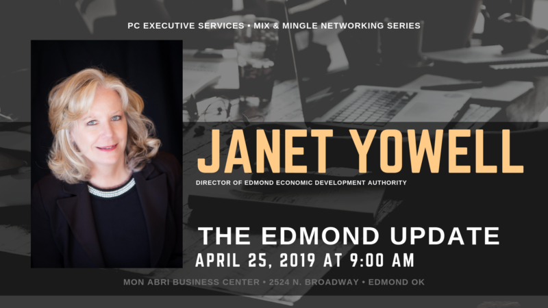 The Edmond Update at Mon Abri Business Center