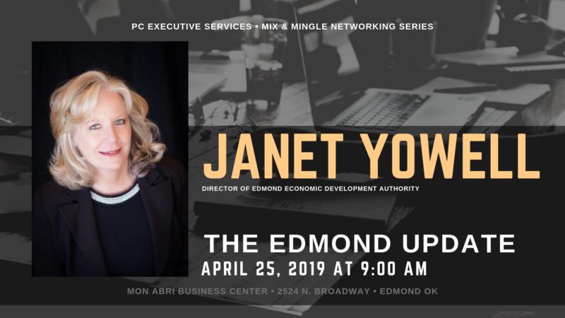 The Edmond Update at Mon Abri Business Center