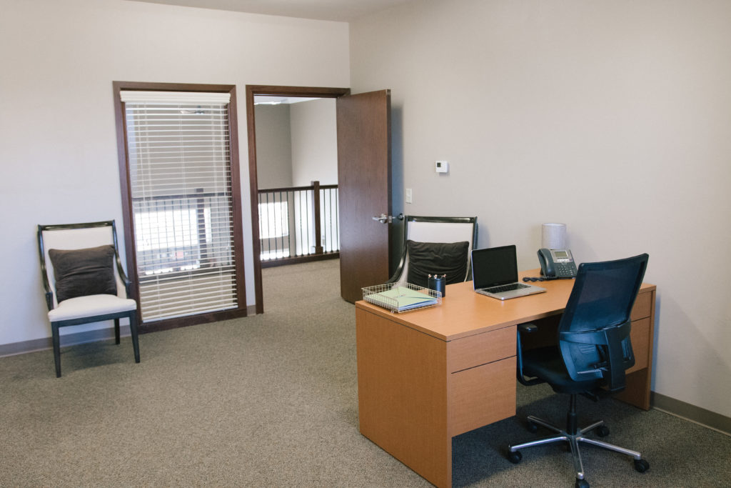 fully furnished office in edmond oklahoma